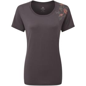 Sherpa Hawa T-Shirt Damen kharani grey